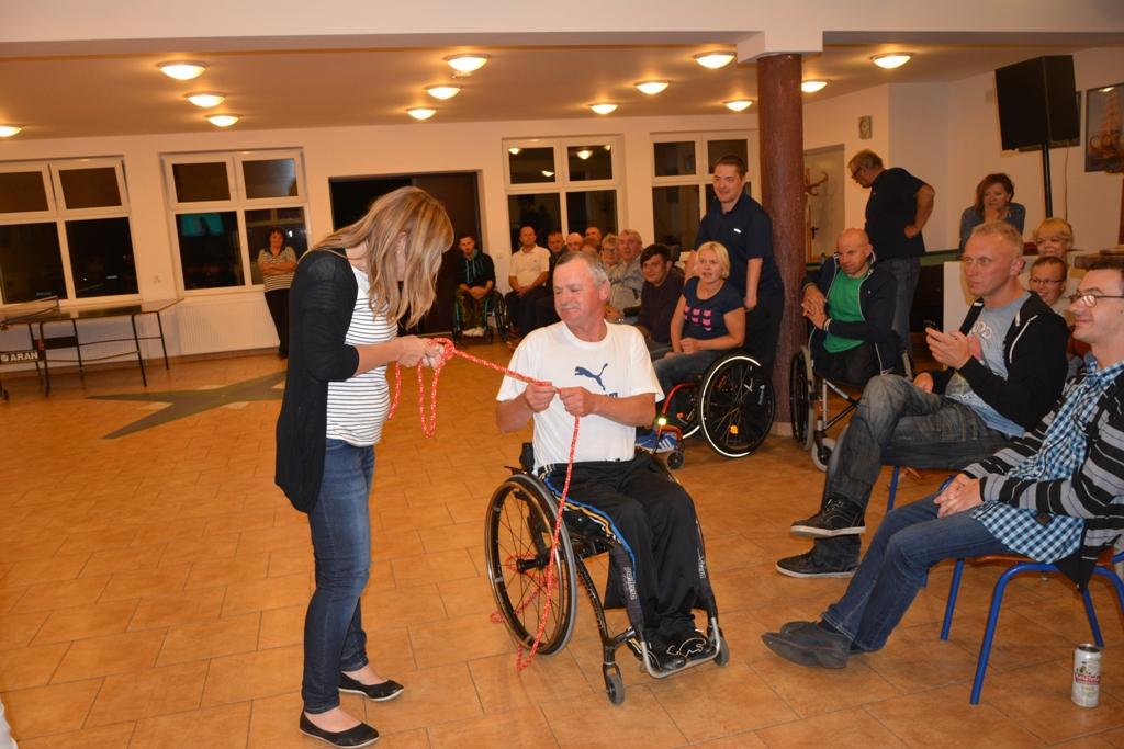 Przeglądasz zdjęcia w artykule: IV Warsztaty Żeglarskie  Osób Niepełnosprawnych  12.08. – 25.08.2016 r.