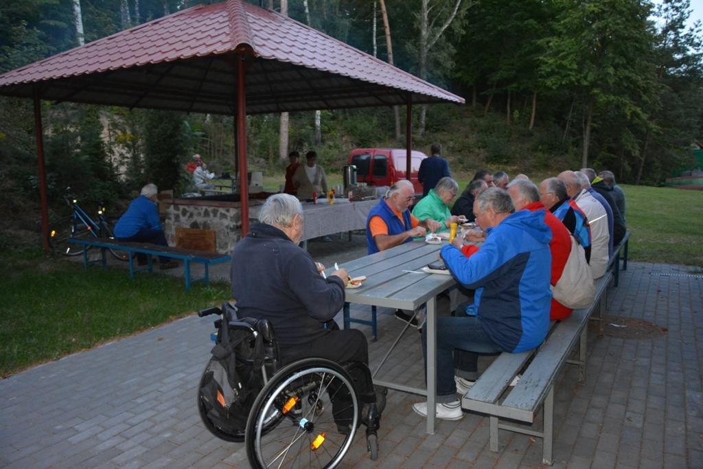 Przeglądasz zdjęcia w artykule: III ŻEGLARSKIE MISTRZOSTWA  POLSKI  SENIORÓW 60+ 16 – 18 września 2016 r.