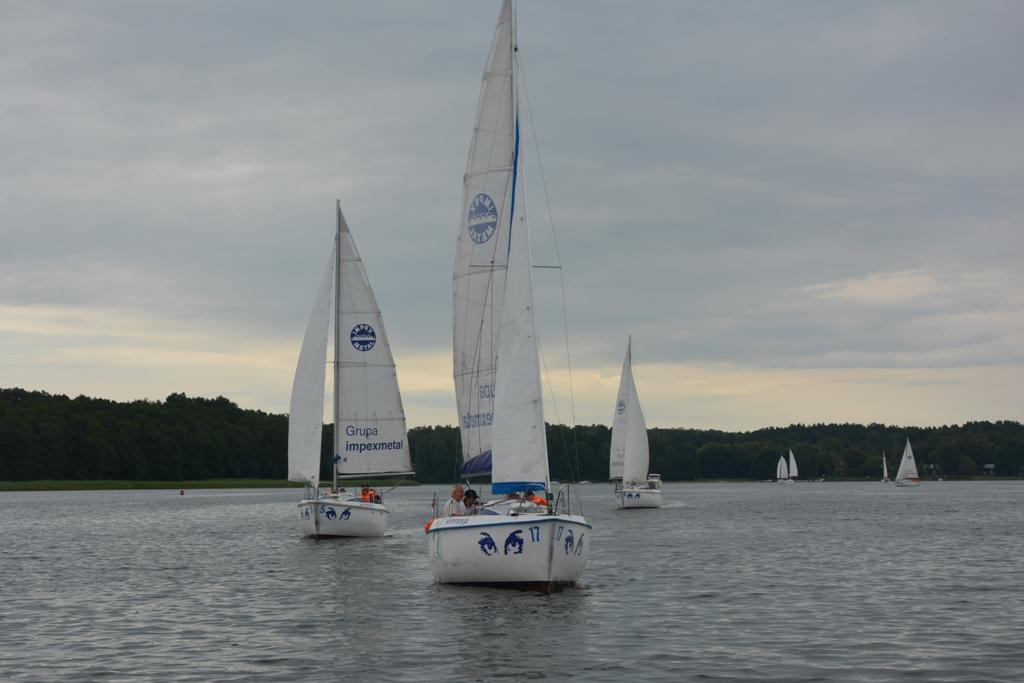 Przeglądasz zdjęcia w artykule: V Żeglarskie Mistrzostwa Makroregionu Pomorskiego Niepełnosprawnych 21–23 lipca  2017 r.