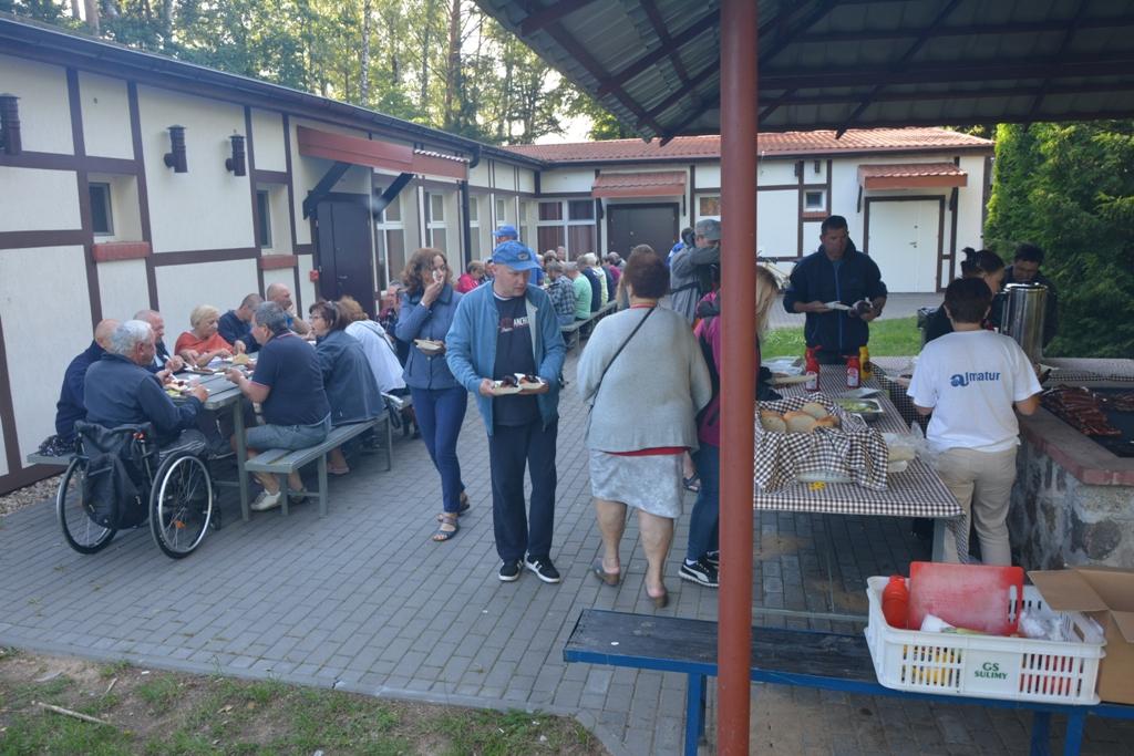 Przeglądasz zdjęcia w artykule: 'Aktywni i Sprawni  Żeglarze 60+' 12.07. – 25.07.2017 r.