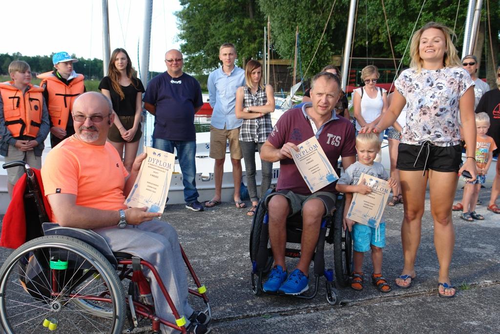 Przeglądasz zdjęcia w artykule: III Warsztaty Żeglarskie  Osób Niepełnosprawnych  27.07. – 9.08.2017 r.