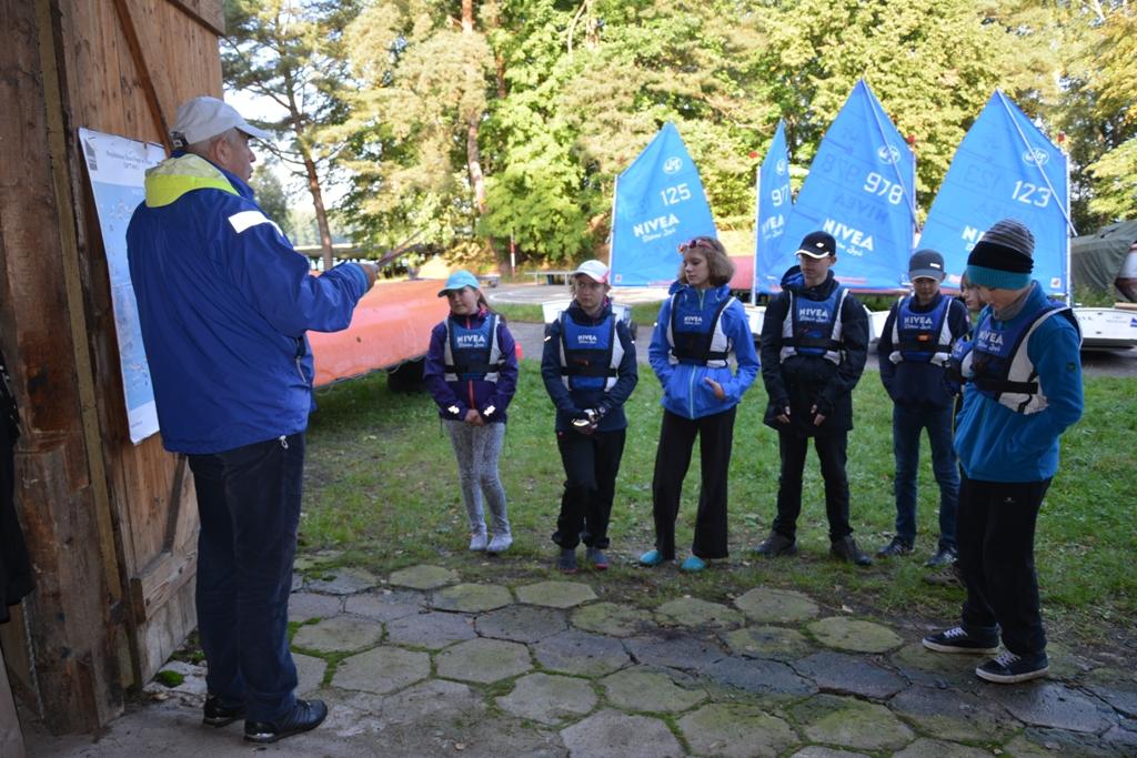 Przeglądasz zdjęcia w artykule: XX  Puchar Mazurskiej Szkoły Żeglarstwa 24 września  2017 r.