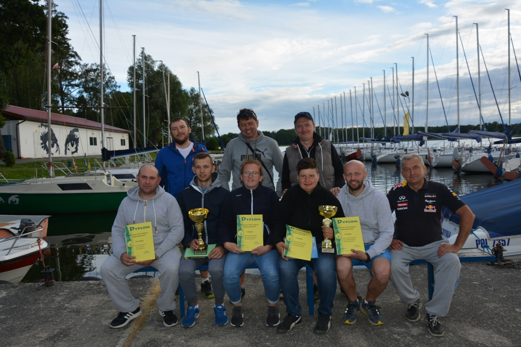 Przeglądasz zdjęcia w artykule: XV Puchar Polski Żeglarzy Niepełnosprawnych 23 – 24 czerwca  2018 r.