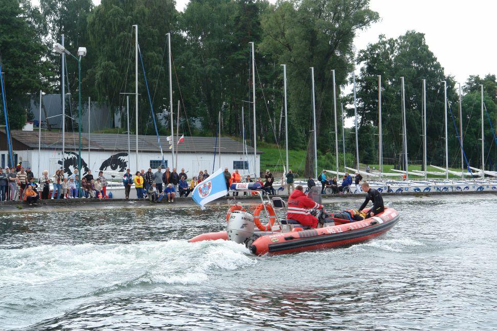 Przeglądasz zdjęcia w artykule: Kurs żeglarski dla osób niepełnosprawnych 21 lipca - 03 sierpnia 2011