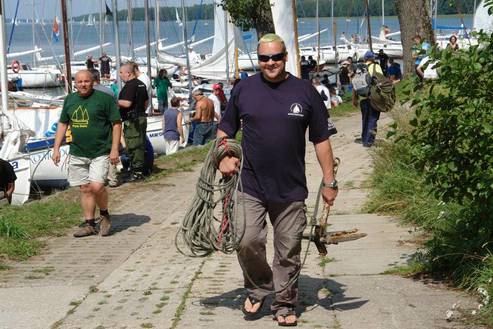 Przeglądasz zdjęcia w artykule: Morderczy wyścig - X Międzynarodowe Mistrzostwa Polski DZ 13 – 14 sierpnia 2011