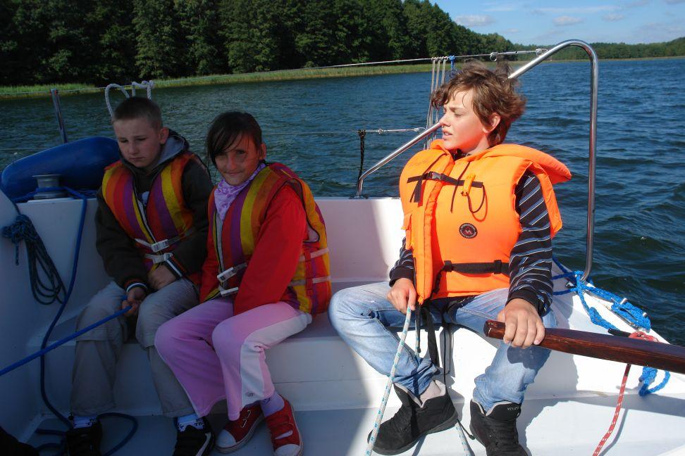 """Przeglądasz zdjęcia w artykule: """"ARKADIA"""" - Obóz Letni Niesłyszących Dzieci I Młodzieży 14 - 27 sierpnia 2011"""