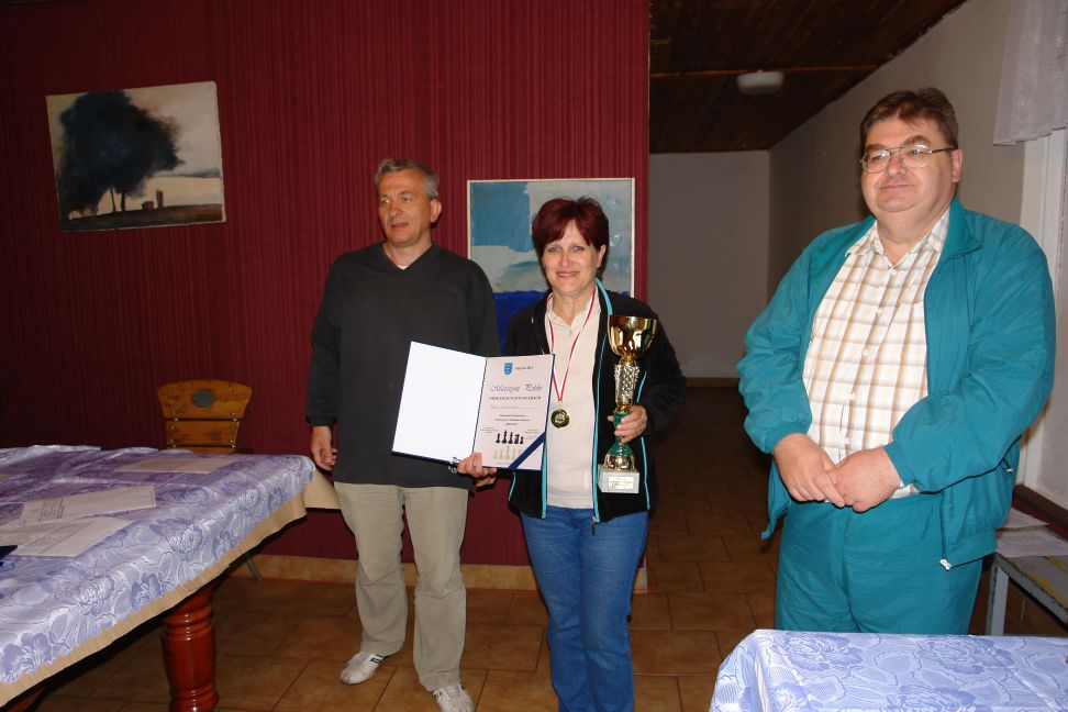 Przeglądasz zdjęcia w artykule: XLIV Indywidualne Mistrzostwa Polski Niesłyszących w Szachach wrzesień 2011