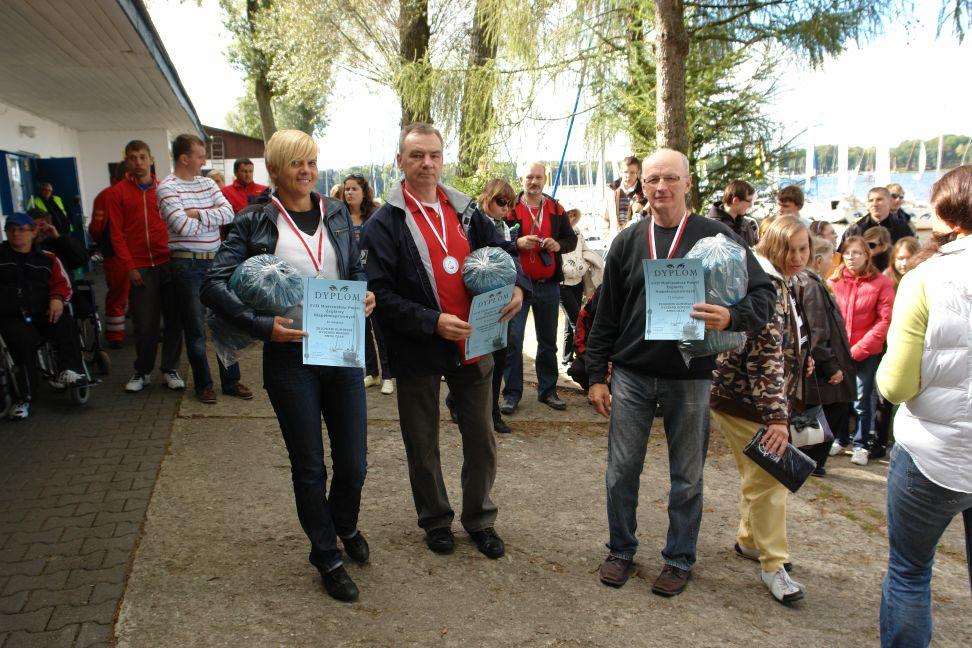 Przeglądasz zdjęcia w artykule: XVII Mistrzostwa Polski Żeglarzy Niepełnosprawnych 07 - 08 września 2011