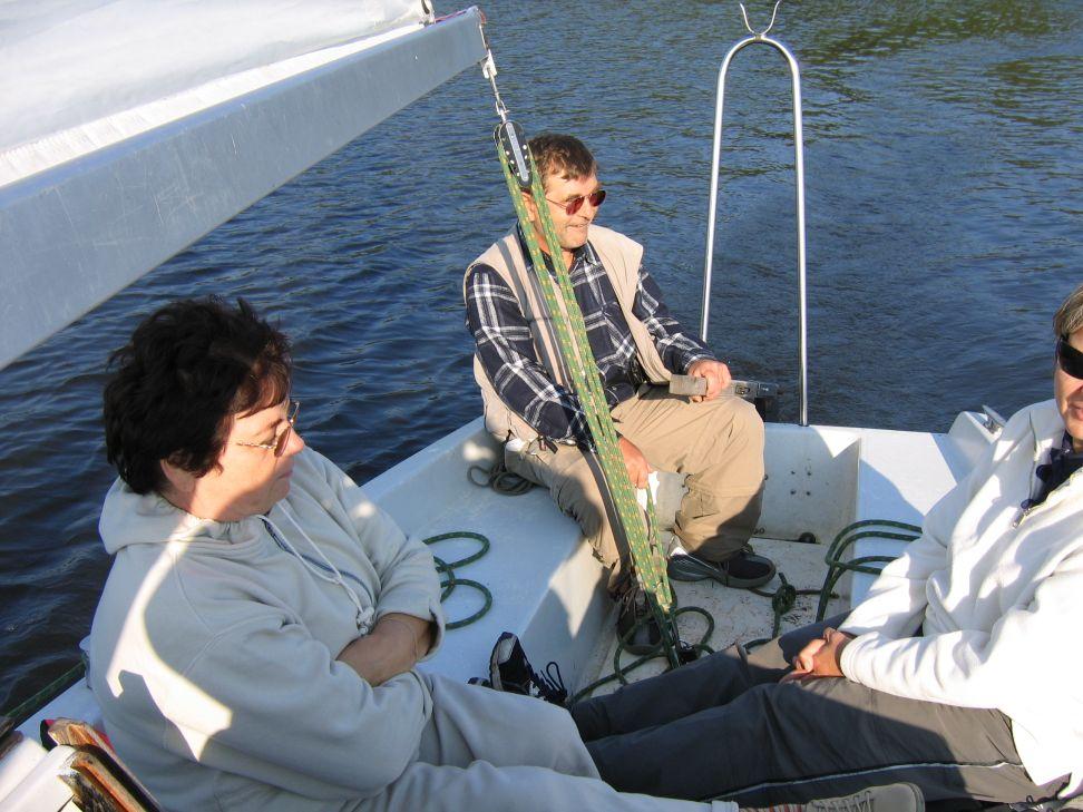 Przeglądasz zdjęcia w artykule: XIV Festiwal Sportów Wodnych Osób Niepełnosprawnych